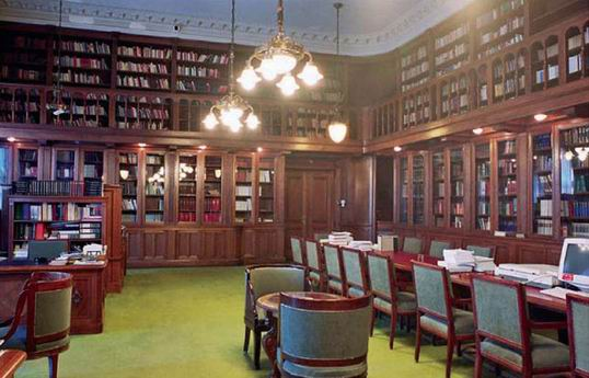 The Library of the National Assembly of the Republic of Serbia: One Library serving 7 states over the decades