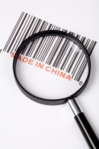 EU imports of goods from Chinese forced labour
