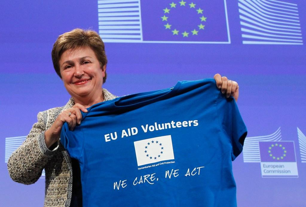 European Voluntary Humanitarian Aid Corps