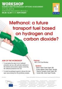 Methanol poster