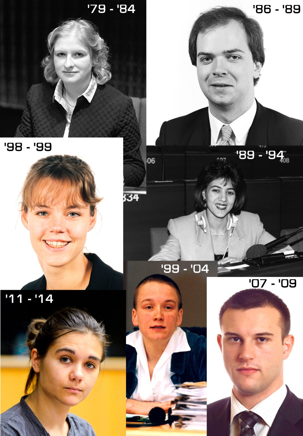 The youngest MEPs