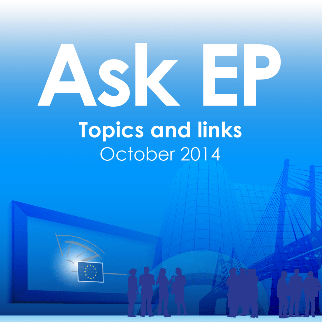 Topics and links – October 2014