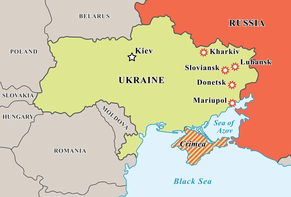Ukraine: political parties and the EU