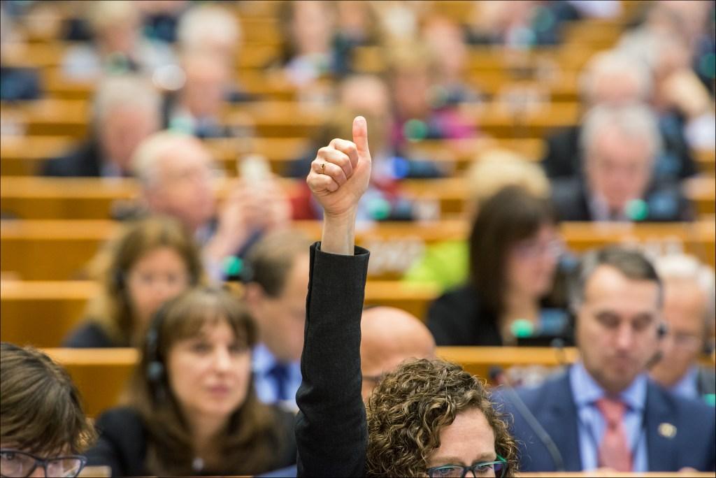 European Parliament plenary session, 28 January 2015