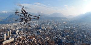 Civil drones in the EU