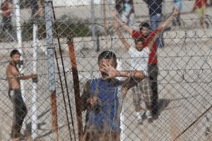 EU legal framework on asylum and irregular immigration 'on arrival'