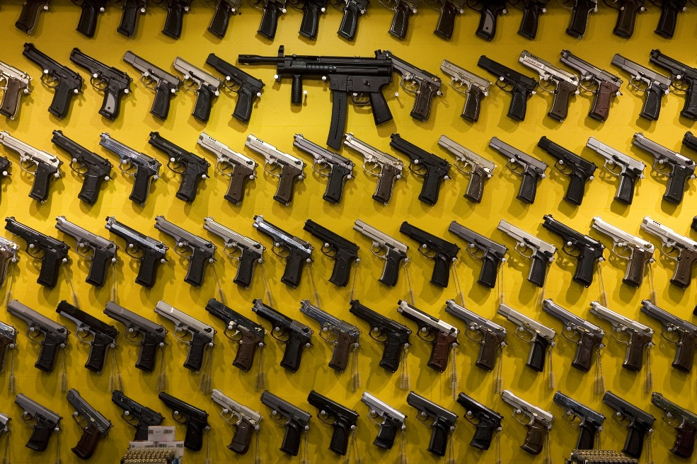 Illicit small arms and light weapons: International and EU action