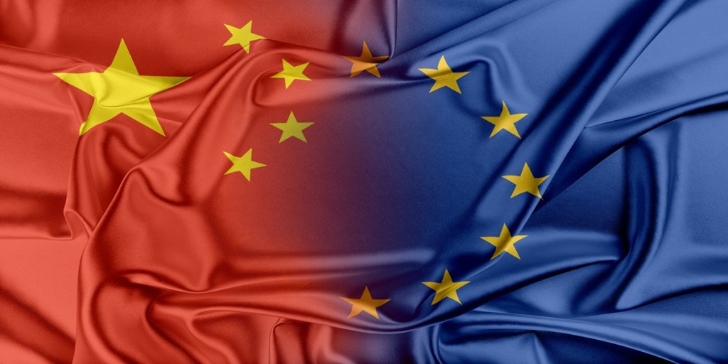 EU-China relations [What Think Tanks are thinking]