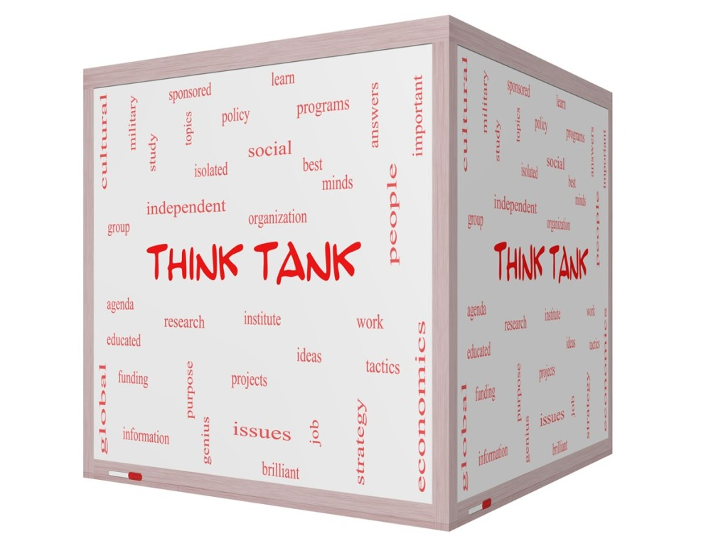 What think tanks are thinking