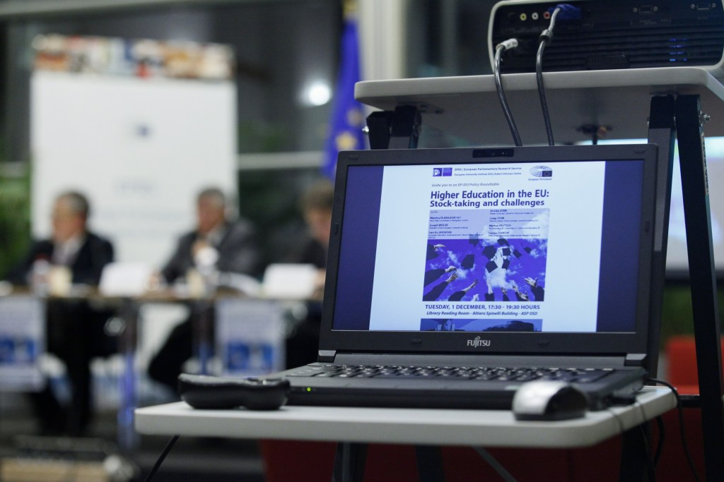 EP-EUI Policy Roundtable – Higher Education in the EU: Stocktaking and challenges
