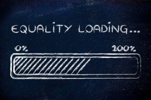 equality loading, progess bar