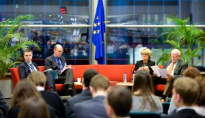 The European Council and Crisis Management