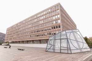 Schuman building