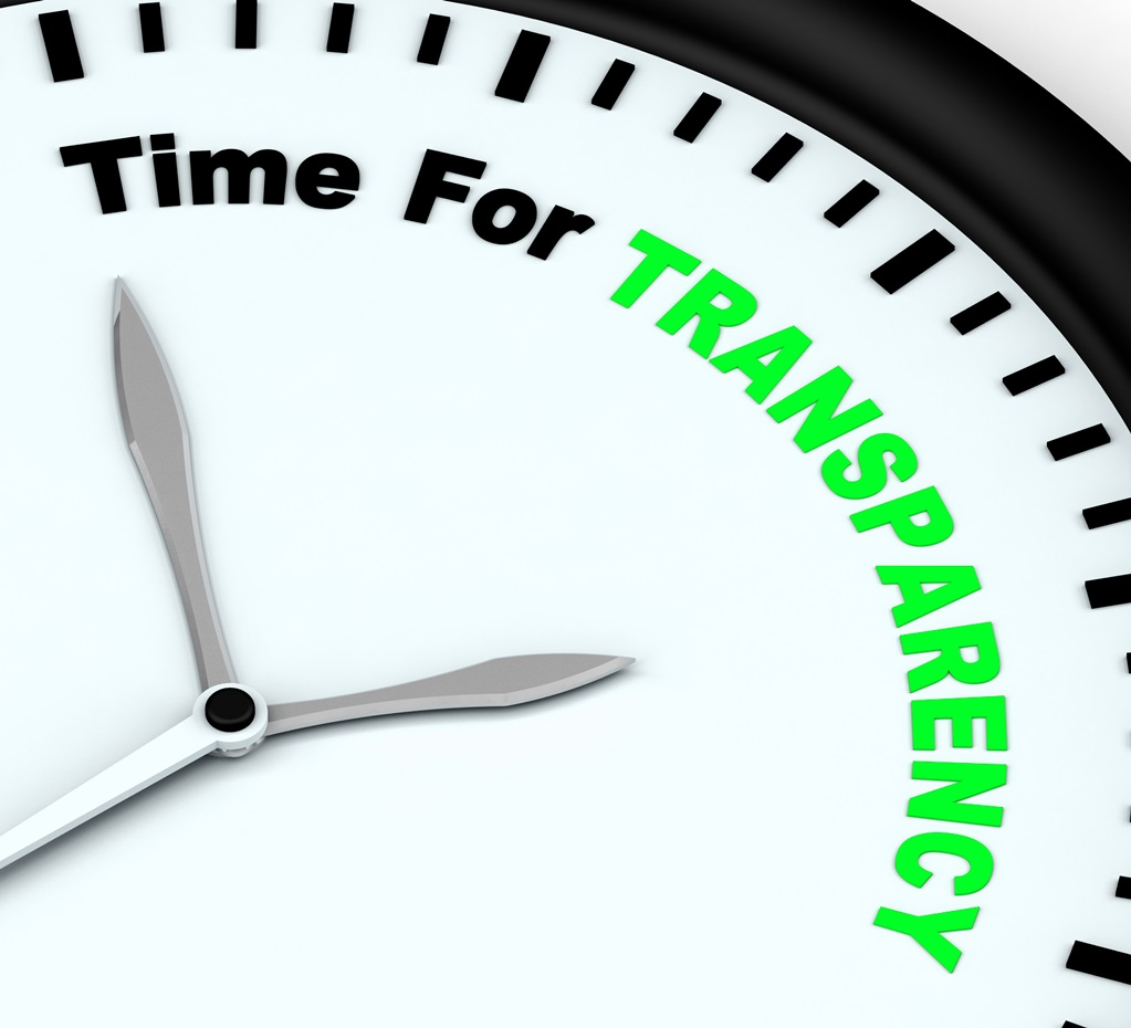 Tax Transparency [Topical Digest]