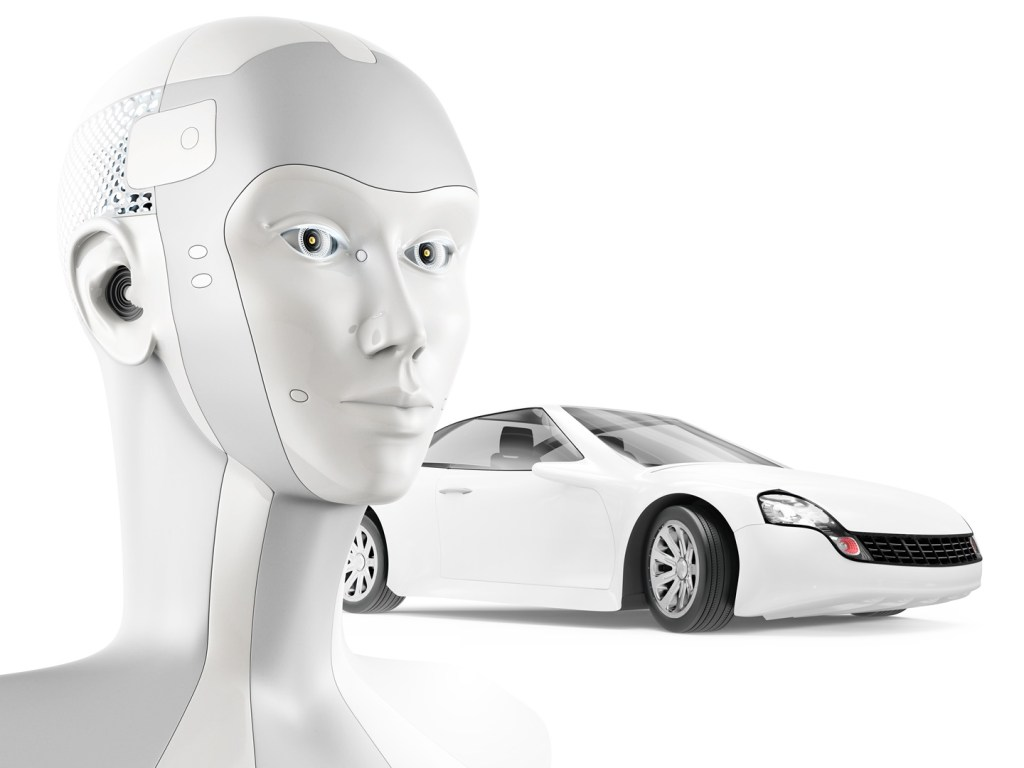 How will robotics applications change the transport of people and goods?