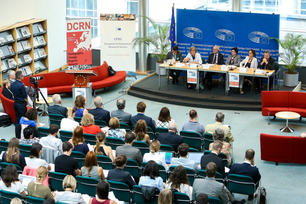EU Cohesion: How can EU regions meet the demographic challenges?