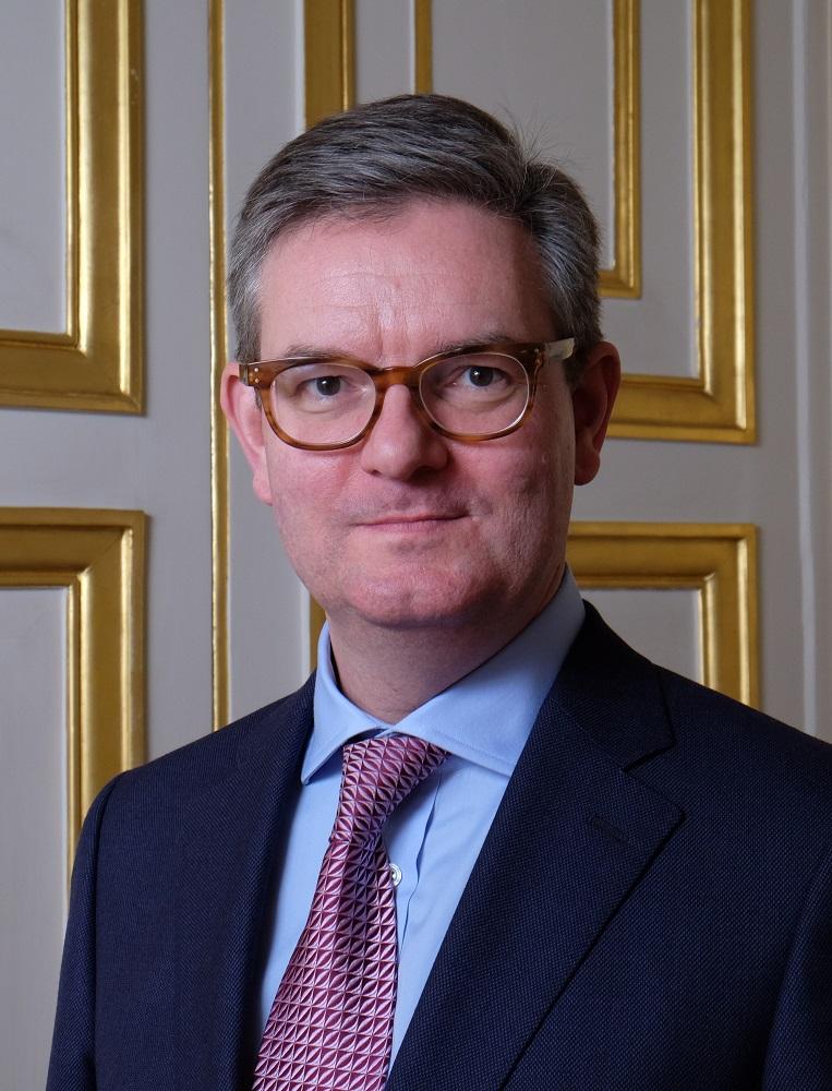 Hearing of Commissioner-designate Sir Julian King