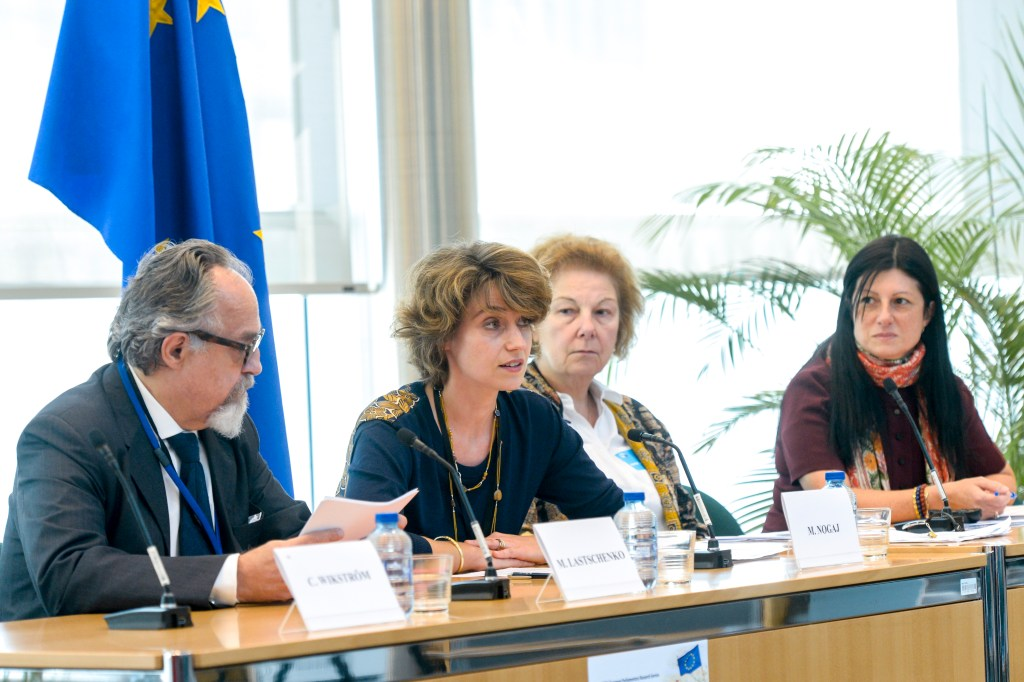 EPRS Roundtable on 'Europe's Migration and Security Nexus: The role of the EU and the UN'