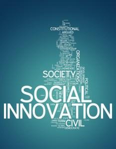 "Word Cloud ""Social Innovation"""