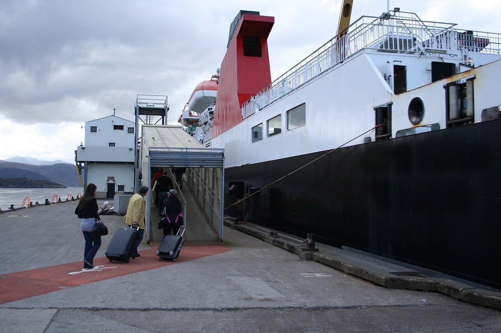 Registration of persons on board passenger ships [EU Legislation in Progress]