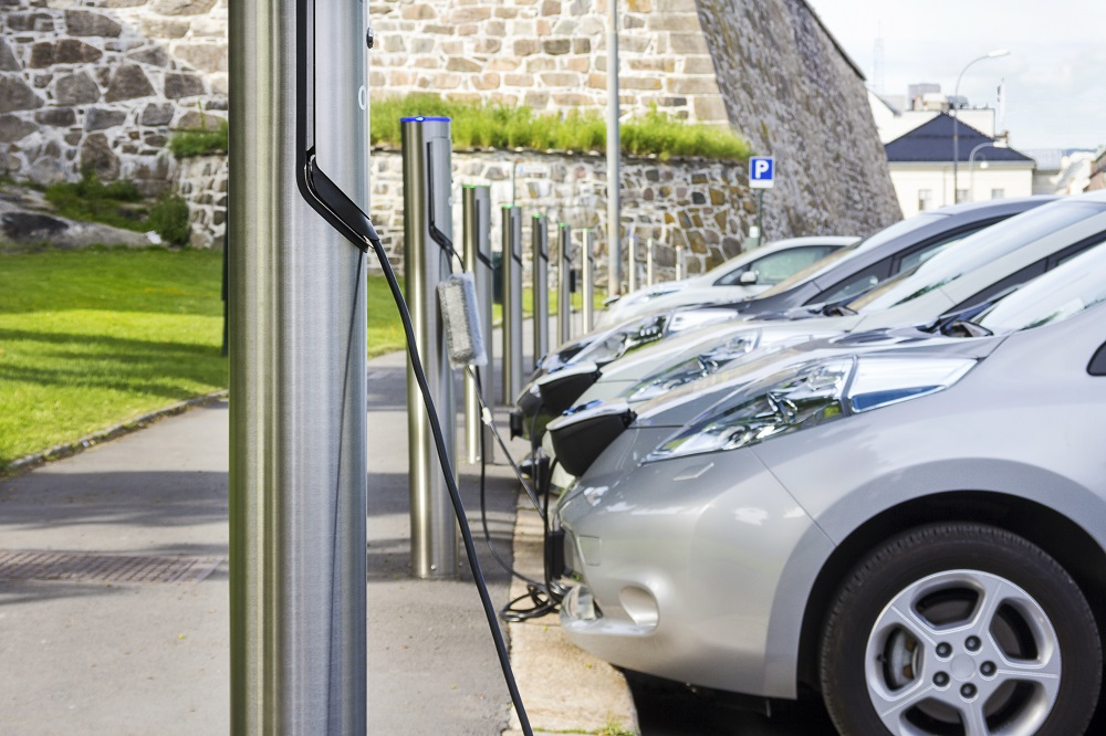 Charging infrastructure for electric vehicles