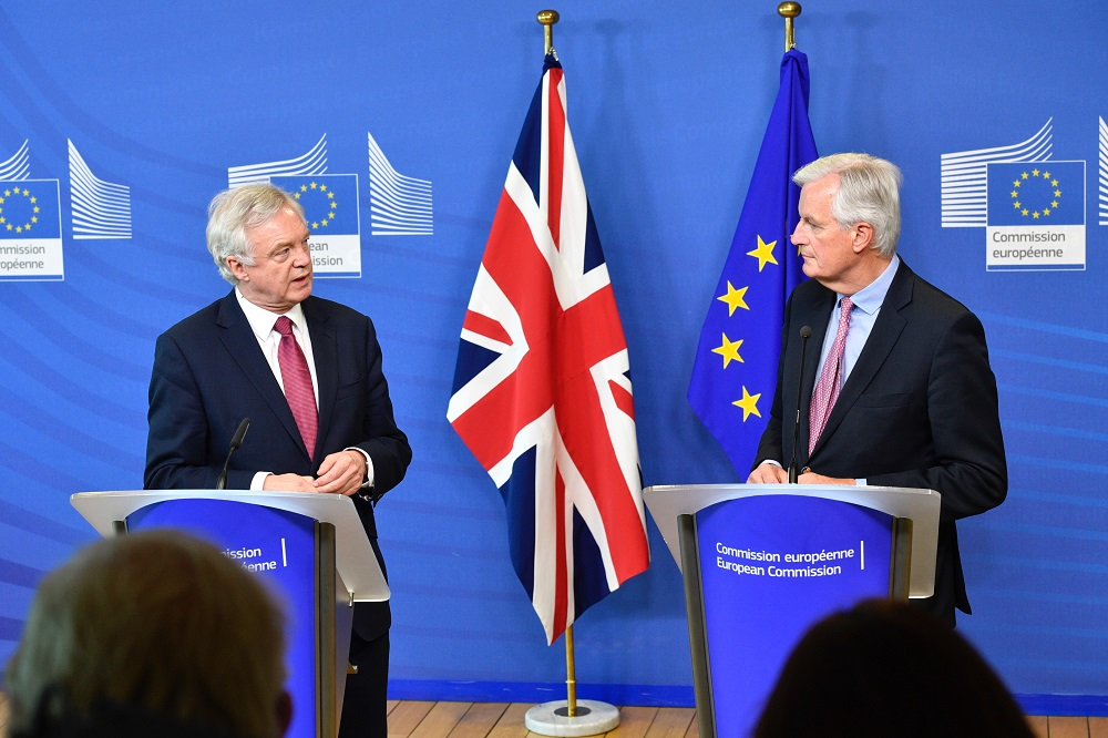 The Brexit negotiations: Issues for the first phase