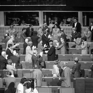 simone Veil at EP 17.07.1979