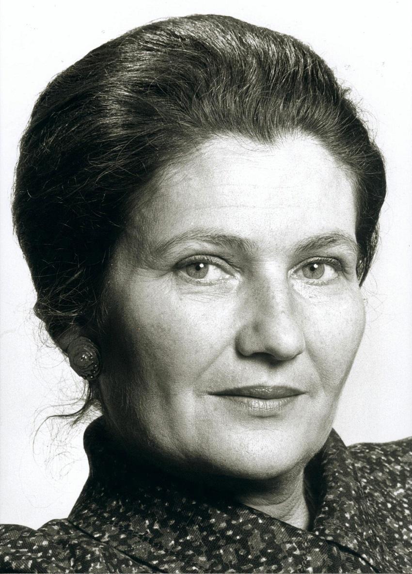 Simone Veil, European political pioneer