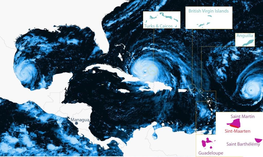 EU response to the Caribbean hurricanes