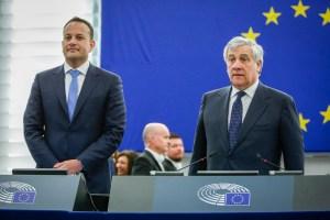 The Future of Europe: debate with Leo VARADKAR, Irish Prime Minister