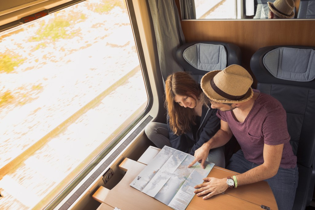What is the 'Free Interrail pass for Europeans' EU initiative?