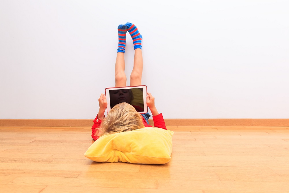 Children going online [What Europe does for you]