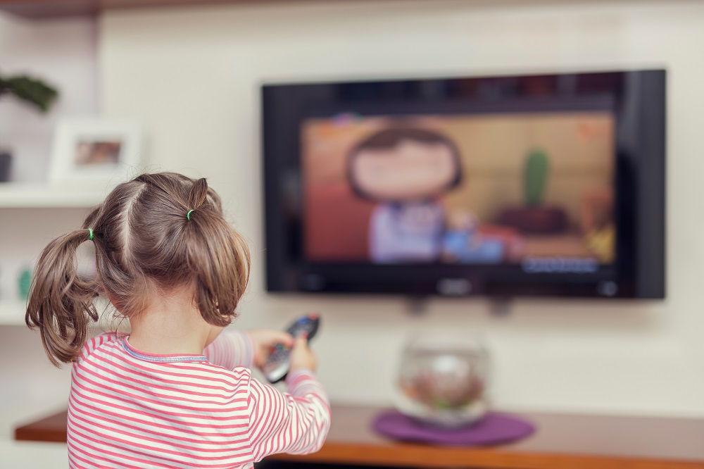 Young television viewers [What Europe does for you]