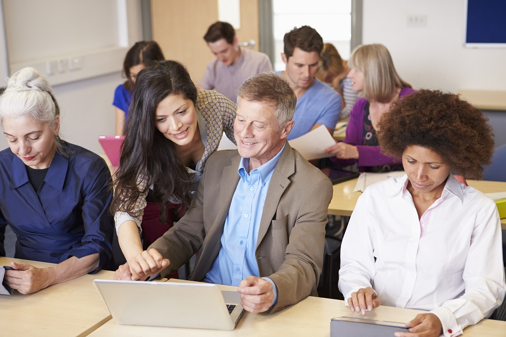 Adult educators [What Europe does for you]
