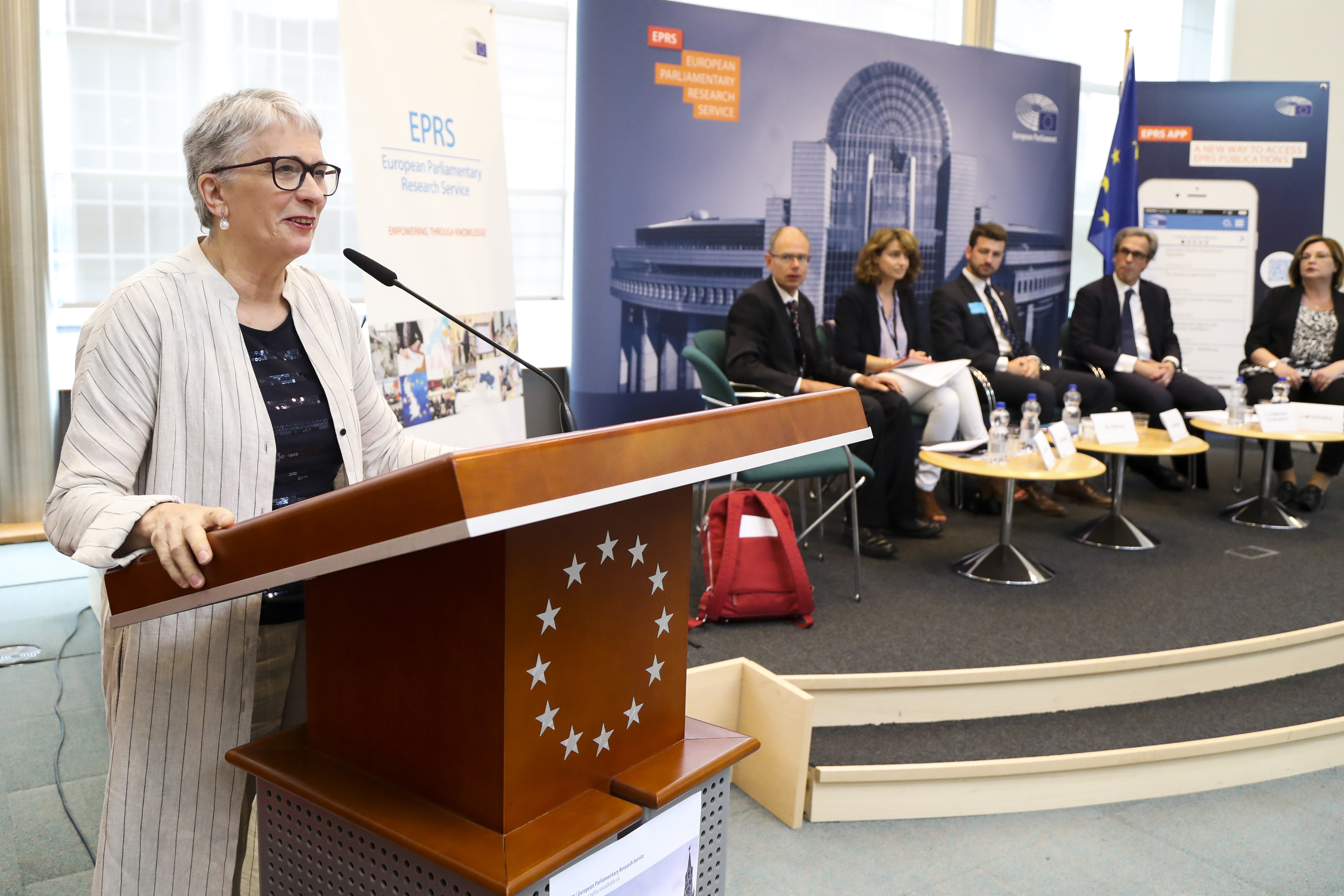 DG EPRS Policy round table - ' EU sanctions against Russia : What's next ? '