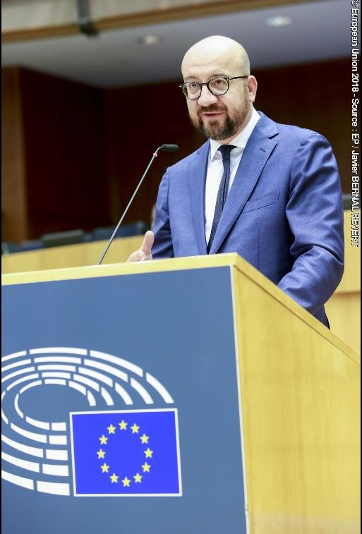 Plenary round-up – Brussels, May I 2018