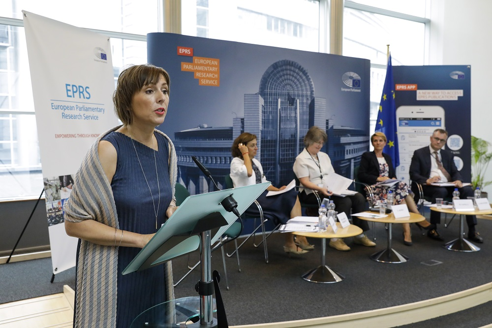 Martina DLABAJOVÁ - EPRS Policy Roundtable - ' Performance-based Budgeting: A means to improve