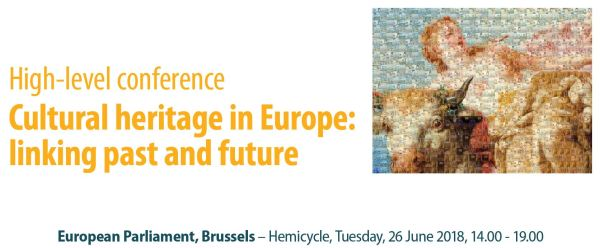 Cultural heritage in Europe: linking past and future