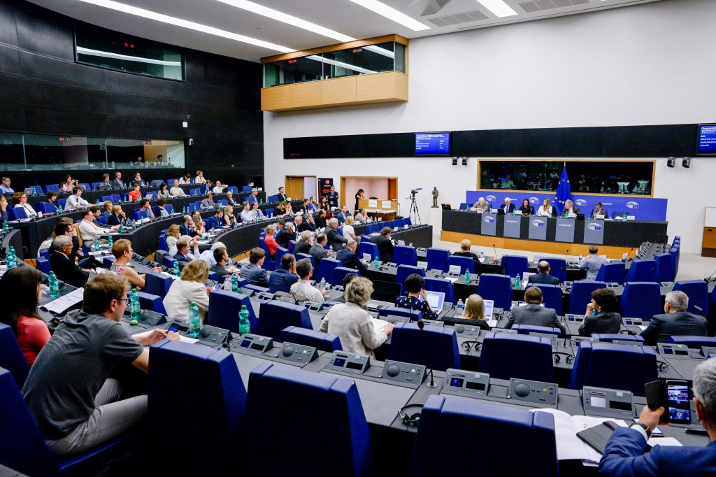 Shaping the future of Europe: investing in young researchers