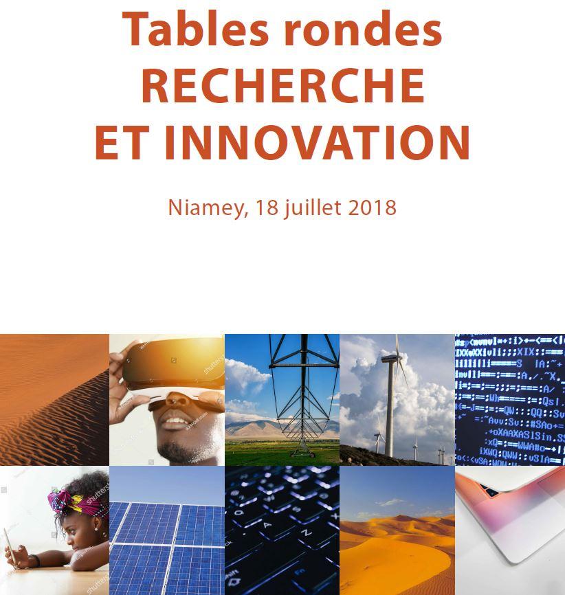 Tables rondes à Niamey : Numérique, eau et agriculture, et énergies renouvelables