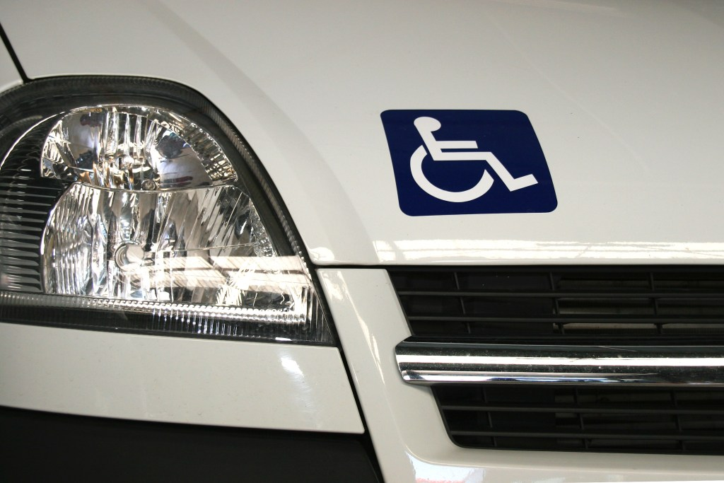 Disabled road users [What Europe does for you]