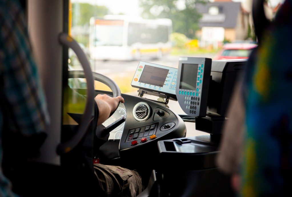 Bus drivers [What Europe does for you]