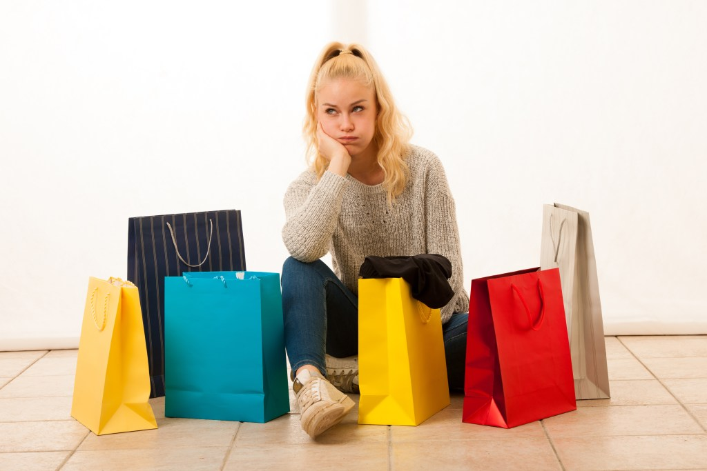 People unhappy with their purchase [What Europe does for you]
