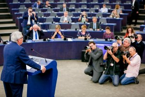 State of the Union 2018 - statement by Jean-Claude JUNCKER, President of the EC
