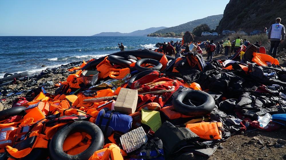 EU asylum, borders and external cooperation on migration: Recent developments
