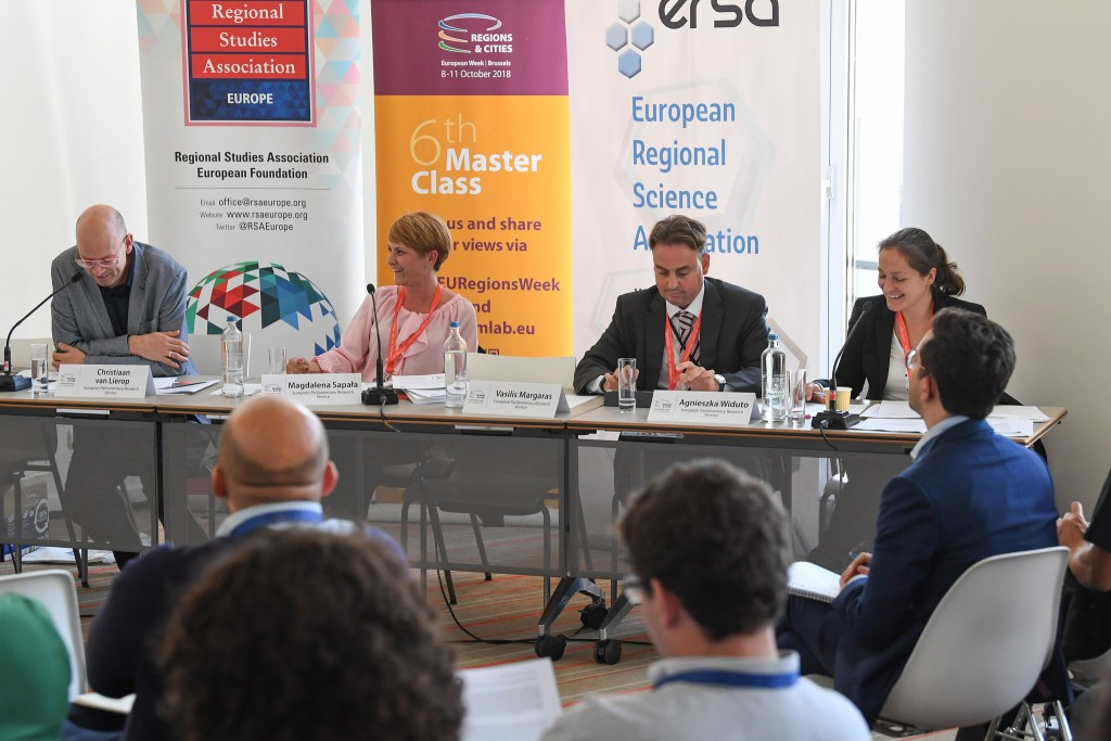 EPRS workshop: the view of early career researchers on the EU's post-2020 cohesion policy proposals