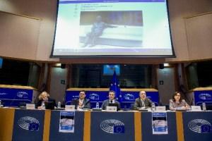Scientists meet MEPs