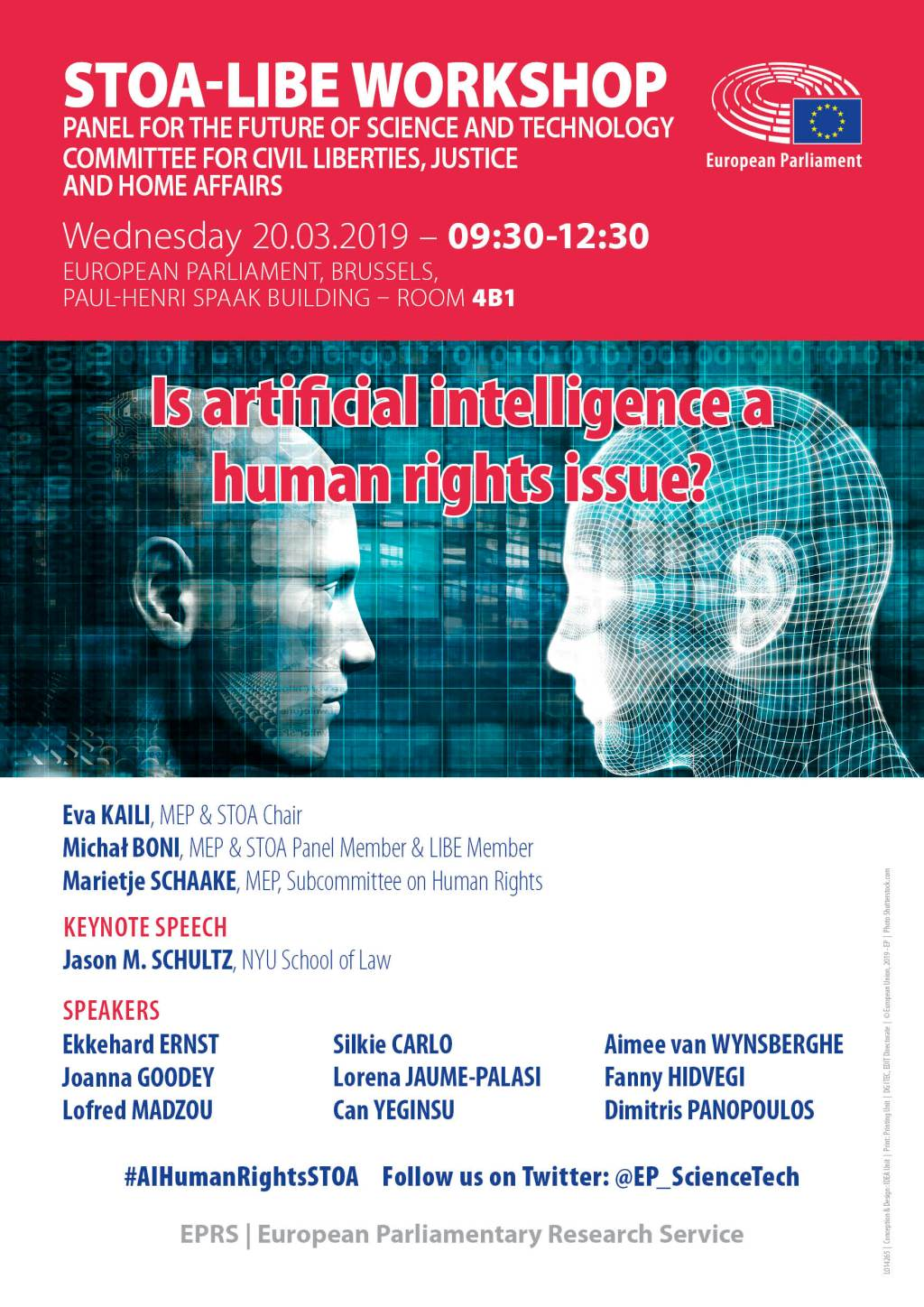 Is artificial intelligence a human rights issue?