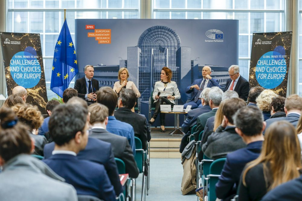 Launch of the new ESPAS foresight report