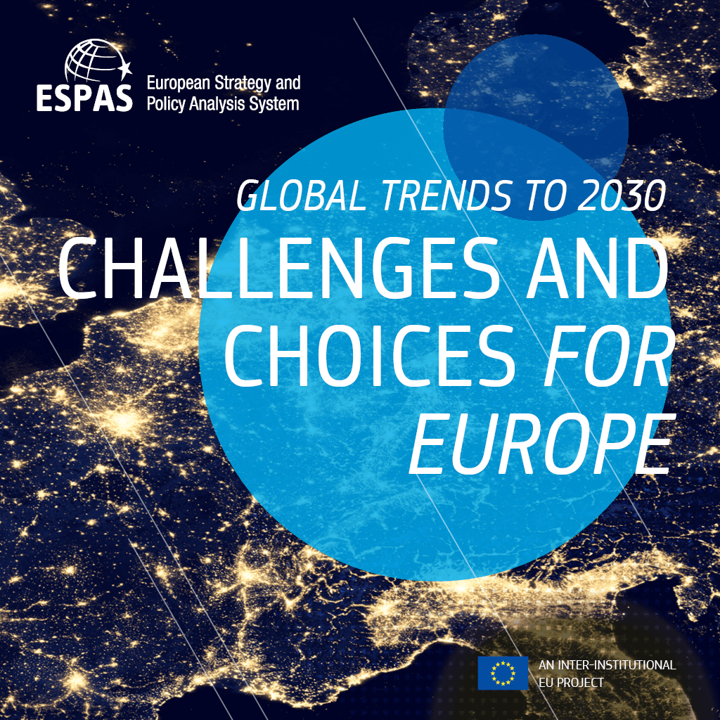 What next for Europe? A new EU strategic foresight report
